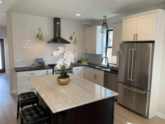 Full kitchen remodel in St. Paul